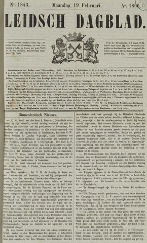 Leidsch Dagblad 1866-02-19