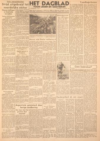 Dagblad voor Leiden en Omstreken 1944-01-17