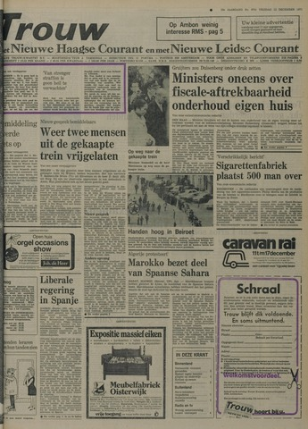 Nieuwe Leidsche Courant 1975-12-12
