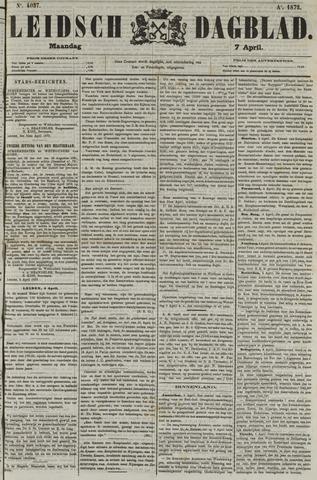 Leidsch Dagblad 1873-04-07