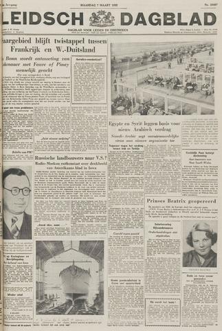 Leidsch Dagblad 1955-03-07