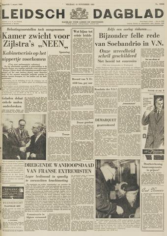 Leidsch Dagblad 1961-11-10