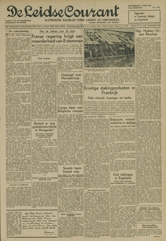 Leidse Courant 1948-06-17
