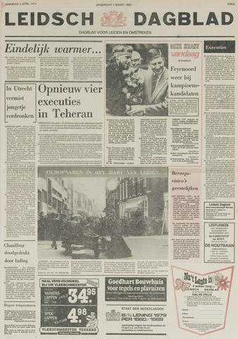 Leidsch Dagblad 1979-04-09