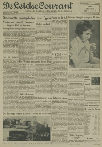 Leidse Courant 1959-02-17