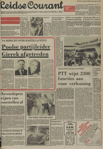 Leidse Courant 1980-09-06