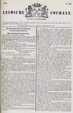 Leydse Courant 1882-09-18