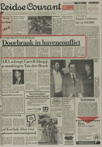 Leidse Courant 1987-02-24