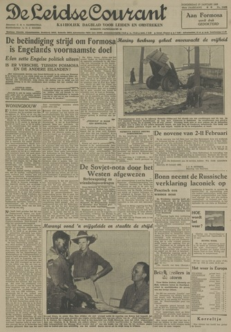 Leidse Courant 1955-01-27