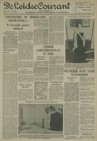 Leidse Courant 1962-01-11
