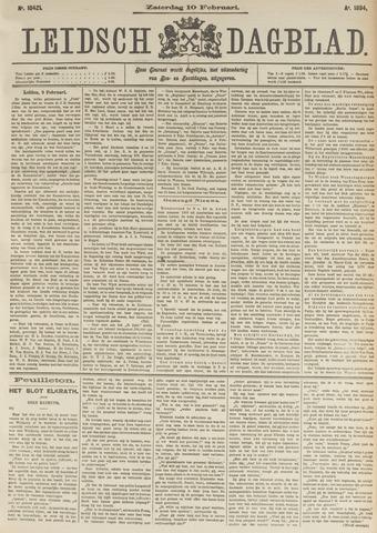 Leidsch Dagblad 1894-02-10