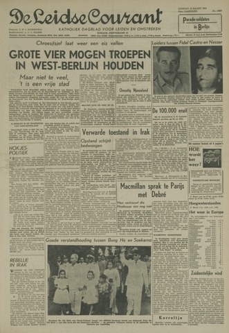 Leidse Courant 1959-03-10