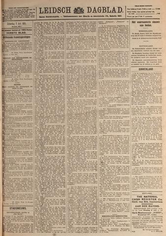 Leidsch Dagblad 1921-07-02