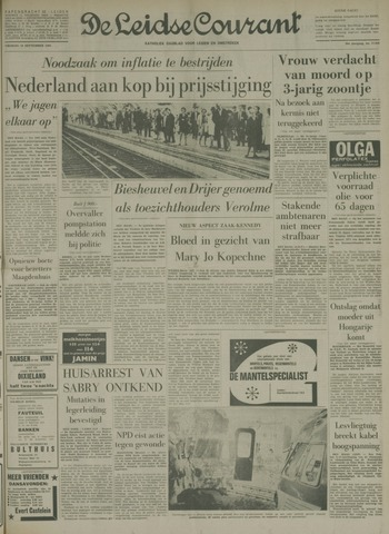 Leidse Courant 1969-09-19