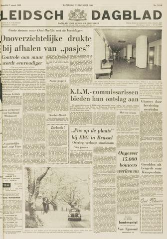 Leidsch Dagblad 1963-12-21
