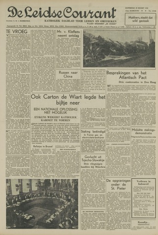 Leidse Courant 1950-03-25