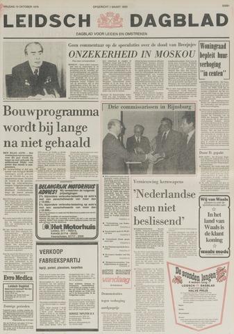 Leidsch Dagblad 1979-10-19