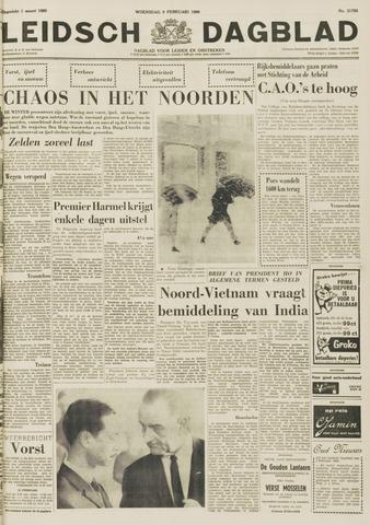 Leidsch Dagblad 1966-02-09