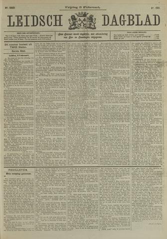 Leidsch Dagblad 1911-02-03