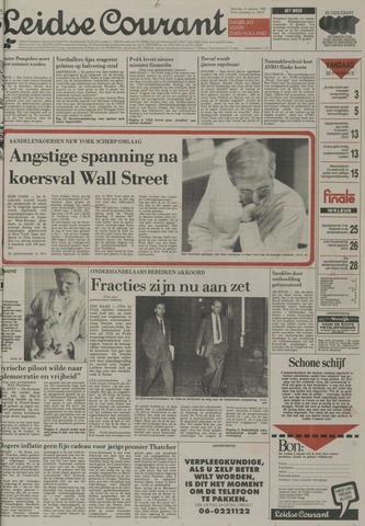 Leidse Courant 1989-10-14