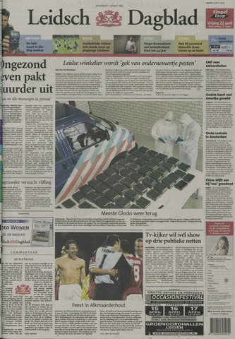Leidsch Dagblad 2005-04-15