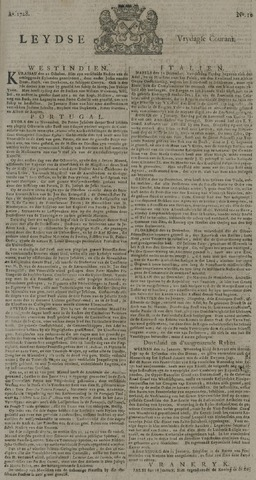Leydse Courant 1728-01-23