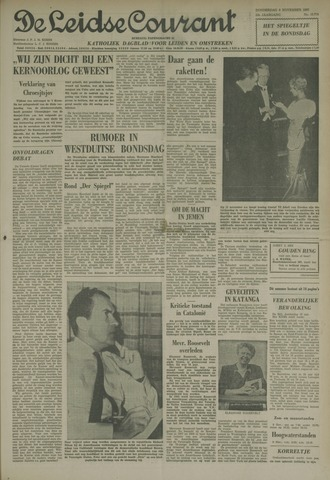 Leidse Courant 1962-11-08
