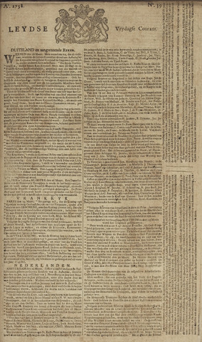 Leydse Courant 1758-03-31
