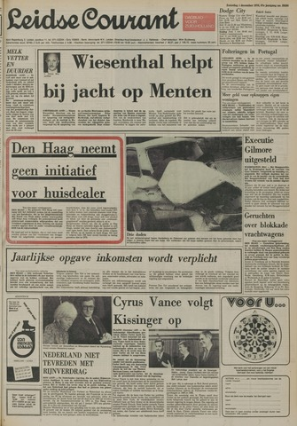 Leidse Courant 1976-12-04