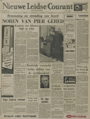 Nieuwe Leidsche Courant 1967-12-30
