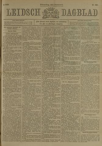 Leidsch Dagblad 1907-01-22