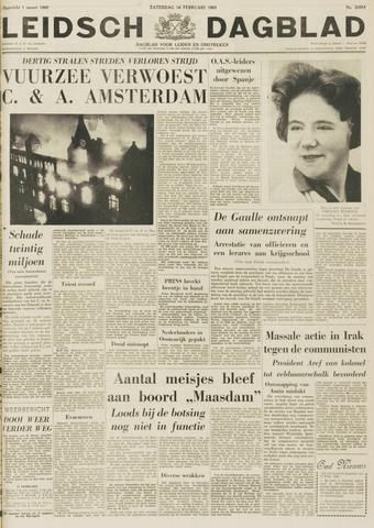 Leidsch Dagblad 1963-02-16