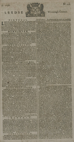 Leydse Courant 1736-10-24