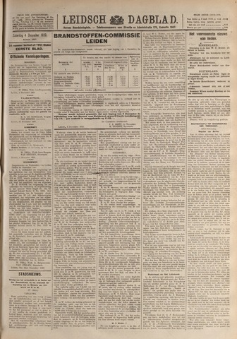 Leidsch Dagblad 1920-12-04