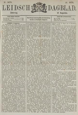 Leidsch Dagblad 1878-08-10