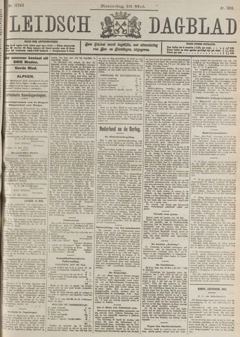 Leidsch Dagblad 1916-05-12