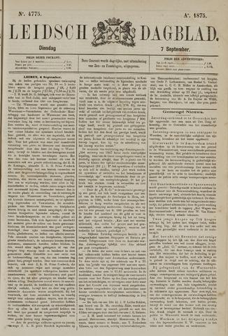 Leidsch Dagblad 1875-09-07
