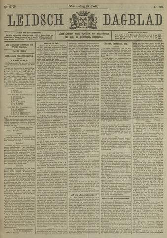 Leidsch Dagblad 1911-07-08