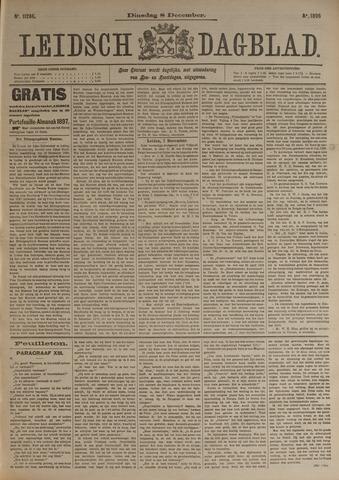 Leidsch Dagblad 1896-12-08
