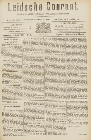 Leydse Courant 1889-04-17
