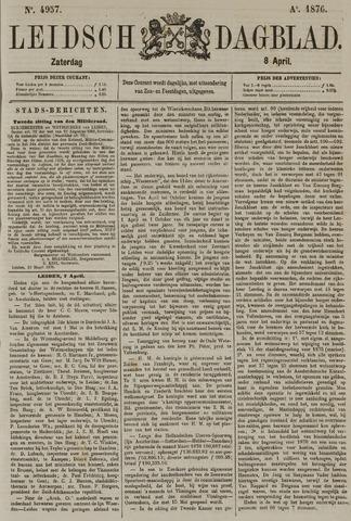 Leidsch Dagblad 1876-04-08