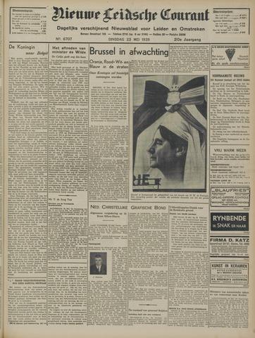 Nieuwe Leidsche Courant 1939-05-23