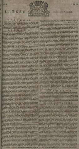 Leydse Courant 1729-06-13