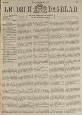 Leidsch Dagblad 1896-05-28