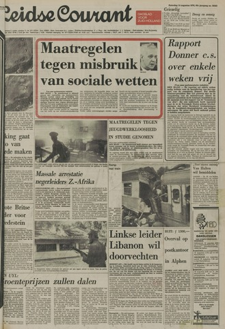 Leidse Courant 1976-08-14