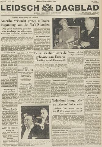 Leidsch Dagblad 1959-11-23