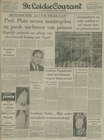 Leidse Courant 1967-04-27