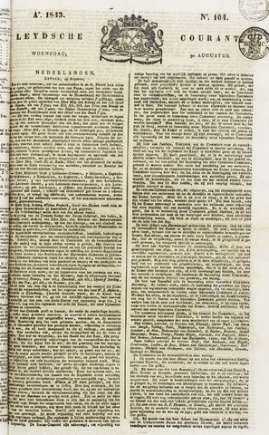 Leydse Courant 1843-08-30
