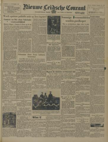 Nieuwe Leidsche Courant 1947-11-22