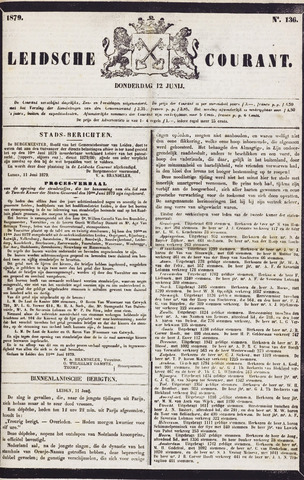 Leydse Courant 1879-06-12